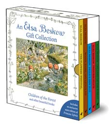 <B>Children of the Forest and other beautiful books (Boxed Set) </B><I> An Elsa Beskow Gift Collection</I>