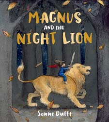 Image for <B>Magnus and the Night Lion </B><I> </I>