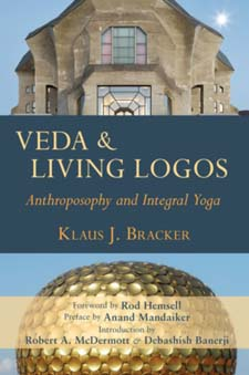 Image for <B>Veda and Living Logos </B><I> </I>
