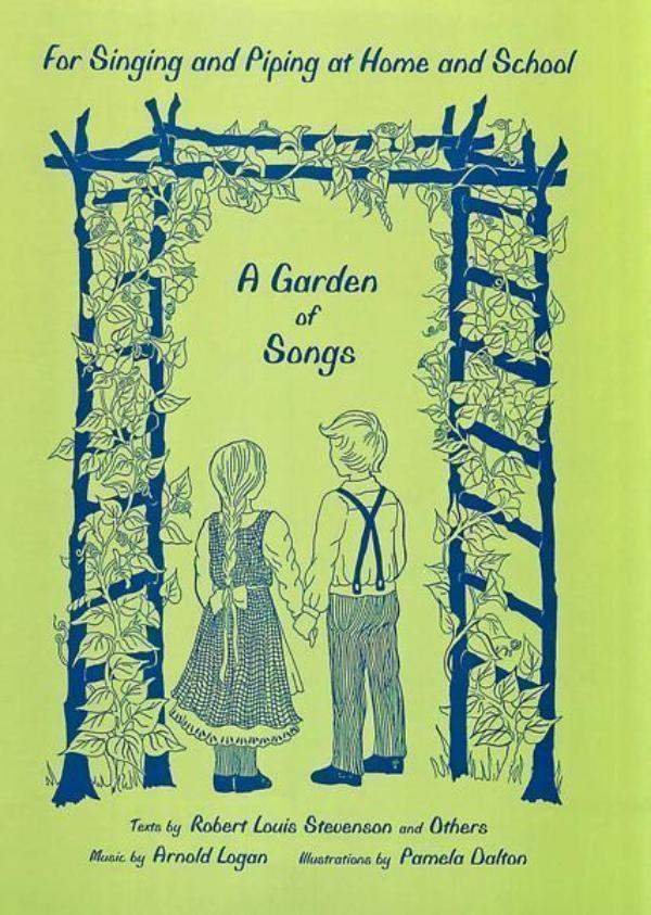Image for <B>Garden of Songs, A </B><I> For Singing and Piping at Home and School <br>  <br>  <br>  <br>A Garden of Songs <br>$10.00 <br> <br>Quantity <br>  <br>  <br>For Singing and Piping at Home and School</I>