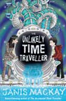 Image for <B>Unlikely Time Traveller </B><I> </I>