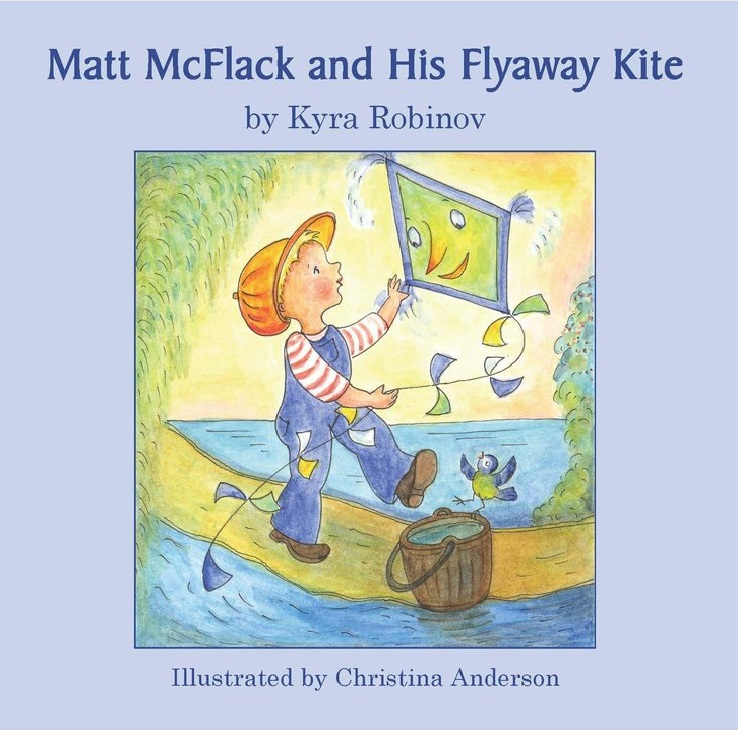 Image for <B>Matt McFlack and His Flyaway Kite </B><I> </I>