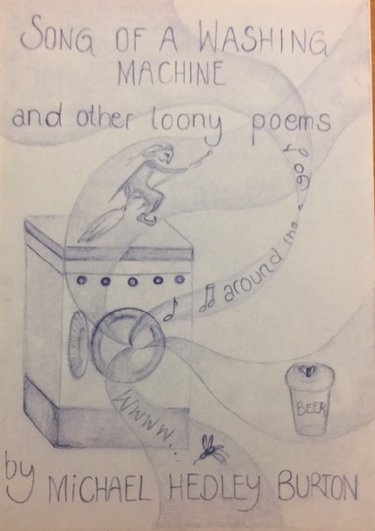 Image for <B>Song of a Washing Machine </B><I> and other loony poems</I>