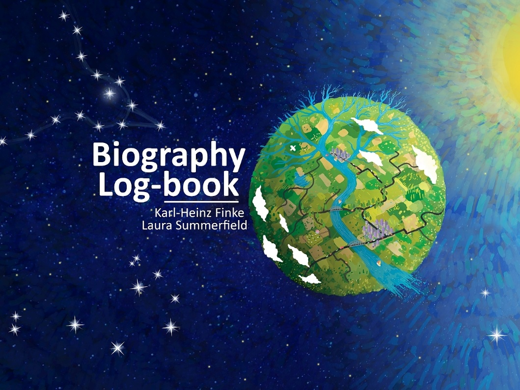 Image for <B>Biography Log-book </B><I> </I>