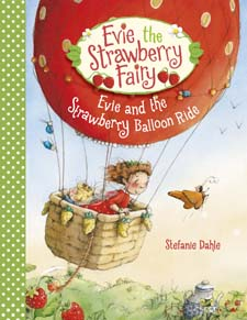 Image for <B>Evie and the Strawberry Balloon Ride </B><I> </I>