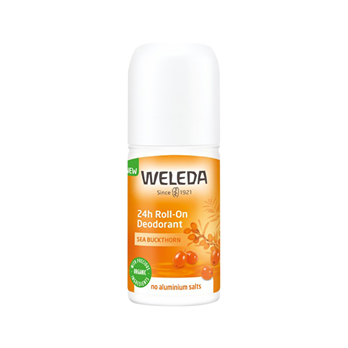 Image for <B>Weleda Sea Buckthorn 24h Roll-On Deodorant, 50ml </B><I> </I>
