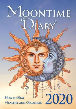Image for <B>Moontime Diary 2020 </B><I> </I>