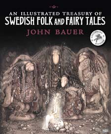 Image for <B>An Illustrated Treasury of Swedish Folk and Fairy Tales </B><I> </I>