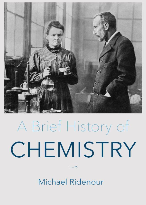 Image for <B>Brief History of Chemistry, A </B><I> </I>