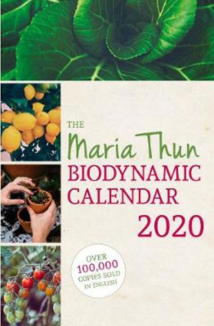 Image for <B>Maria Thun Biodynamic Calendar 2020 </B><I> </I>