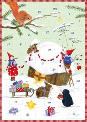 Image for <B>A324 Christmas with Pippa & Pelle: Advent Calendar </B><I> </I>