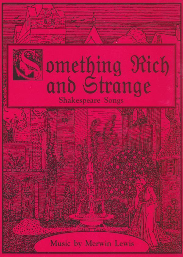 Image for <B>Something Rich and Strange </B><I> Shakespeare Songs</I>