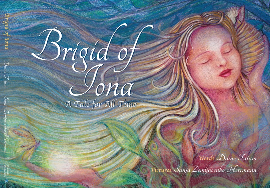 Image for <B>Brigid of Iona </B><I> </I>