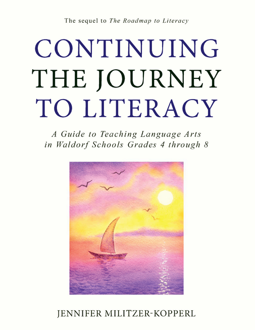 Image for <B>Continuing the Journey to Literacy </B><I> </I>