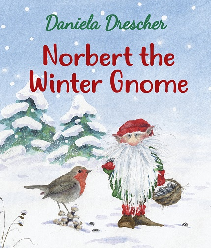 Image for <B>Norbert the Winter Gnome </B><I> </I>