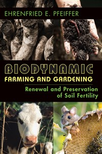 Image for <B>Biodynamic Farming and Gardening </B><I> Renewal and Preservation of Soil Fertility</I>