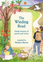 Image for <B>Winding Road, The: Family Treasury of Poems and Verse </B><I> </I>