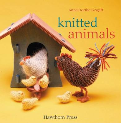 Image for <B>Knitted Animals </B><I> </I>