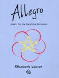 Image for <B>Allegro </B><I> Music for the Eurythmy Curriculum</I>