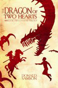 Image for <B>Dragon of Two Hearts, The </B><I> </I>