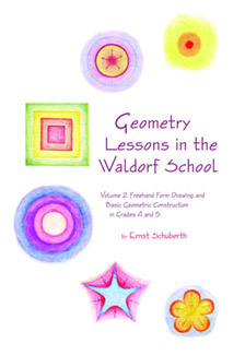 Image for <B>Geometry Lessons in the Waldorf School </B><I> Volume 2: Freehand Form Drawing and Basic Geometric Construction in Grades 4 and 5</I>