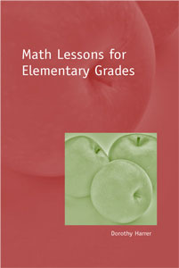 Image for <B>Math Lessons for the Elementary Grades </B><I> </I>
