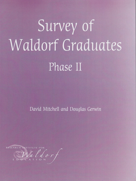 Image for <B>Survey of Waldorf Graduates Phase II </B><I> </I>