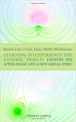 Image for <B>Learning to Experience the Etheric World </B><I> Empathy, the After Image and a New Social Ethic</I>