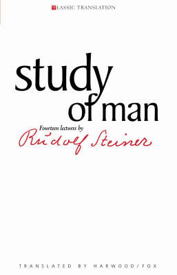 Image for <B>Study of Man </B><I> General Education Course</I>