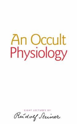 Image for <B>Occult Physiology, An </B><I> </I>