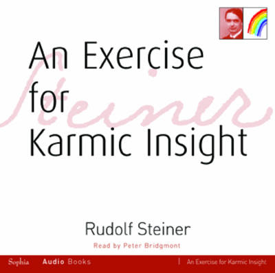 Image for <B>Exercise for Karmic Insight, An - CD </B><I> </I>