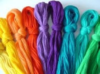 Image for <B>16 Ply Wool 250g Peacock Blue 250gm skein </B><I> </I>