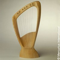 Image for <B>Choroi Pentatonic Children's Harp 7-String </B><I> Lyre</I>