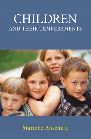 Image for <B>Children and Their Temperaments </B><I> </I>