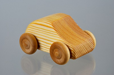 Image for <B>Small Mini Car Debresk </B><I> </I>