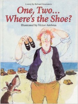 Image for <B>One Two ... Where's the Shoe ? </B><I> </I>