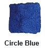 Image for <B>Stockmar Paint 250ml - Circle Blue </B><I> </I>