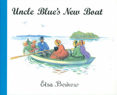 Image for <B>Uncle Blue's New Boat </B><I> </I>