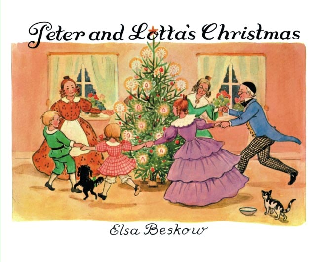 Image for <B>Peter and Lotta's Christmas </B><I> </I>