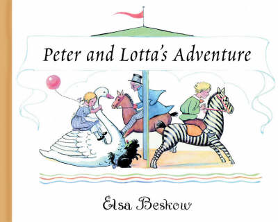 Image for <B>Peter and Lotta's Adventure </B><I> </I>