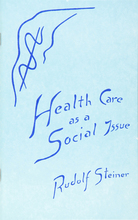 Image for <B>Health Care as a Social Issue </B><I> </I>