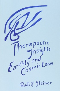 Image for <B>Therapeutic Insights, Earthly and Cosmic Laws </B><I> Five lectures by Rudolf Steiner <br>Dornach, June 24, 26, July 1 - 3, 1921 (GA 205)</I>