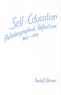 Image for <B>Self-Education: Autobiographical Reflections 1861-1893 </B><I> </I>