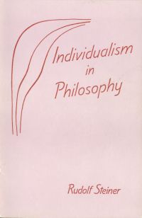 Image for <B>Individualism in Philosophy </B><I> </I>