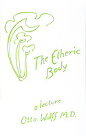 Image for <B>Etheric Body, The </B><I> </I>