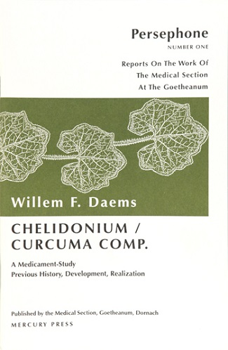 Image for <B>Chelidonium / Curcuma Comp </B><I> A Medicament Study: Previous History, Development, Realization</I>