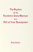Image for <B>Rhythms of the Foundation Stone Mantram as a Path of Inner Development, The </B><I> </I>