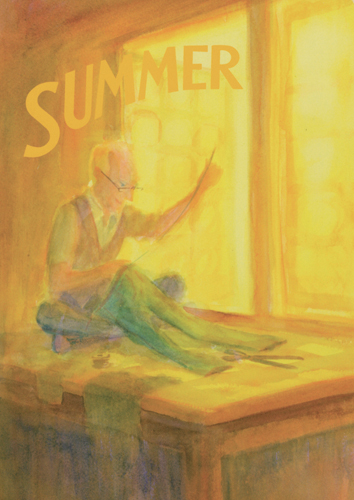Image for <B>Summer </B><I> A Collection of Poems, Songs and Stories for Young Children</I>