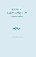Image for <B>Karmic Relationships - Vol. II </B><I> Esoteric Studies</I>