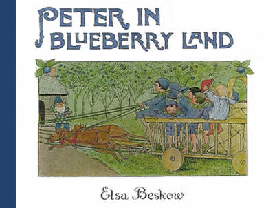 Image for <B>Peter in Blueberry Land (Mini Edition) </B><I> </I>
